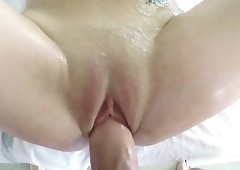 massage girls 18 : hot girl stripping